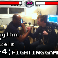 Episode 2-4 Fighting Games