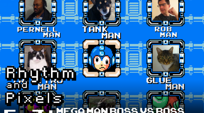 Episode 5-3 Mega Man Boss vs Boss Battle!