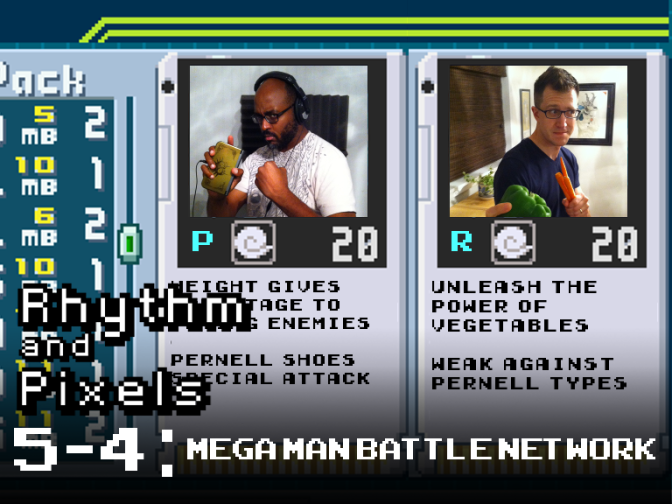 Episode 5-4 Mega Man Battle Network