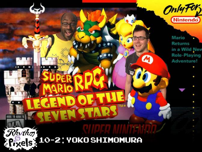 Episode 10-2 Yoko Shimomura