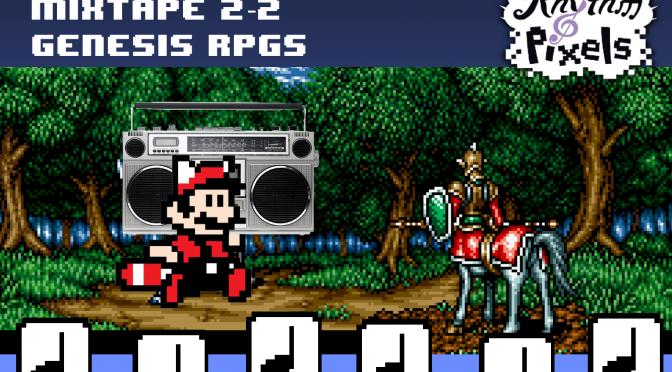 Mixtape 2-2 Genesis RPGs