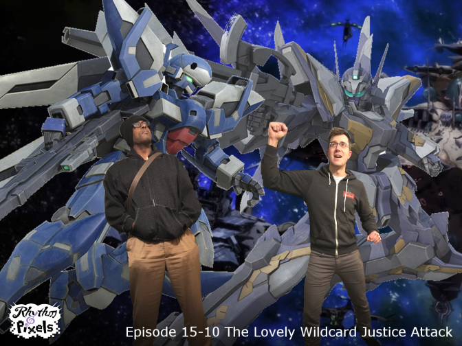 Episode 15-10 The Lovely Wildcard Justice Attack