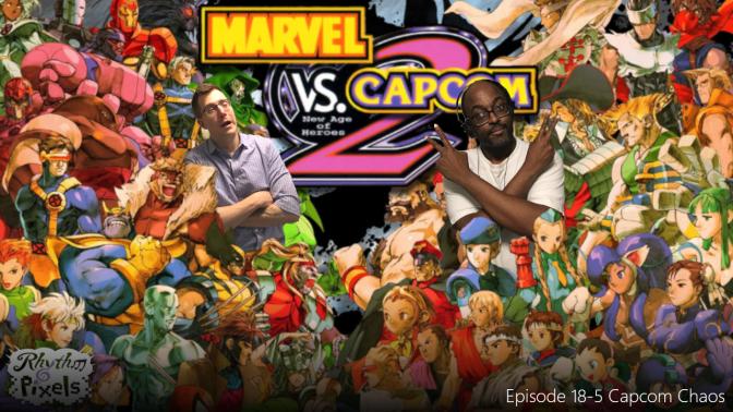 Episode 18-5 Capcom Chaos